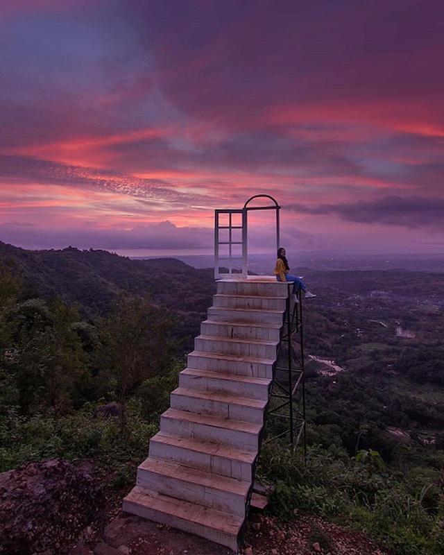 4 cầu thang vô cực kỳ ảo nhất thế giới, Việt Nam cũng có một đại diện trong danh sách - Ảnh 3.