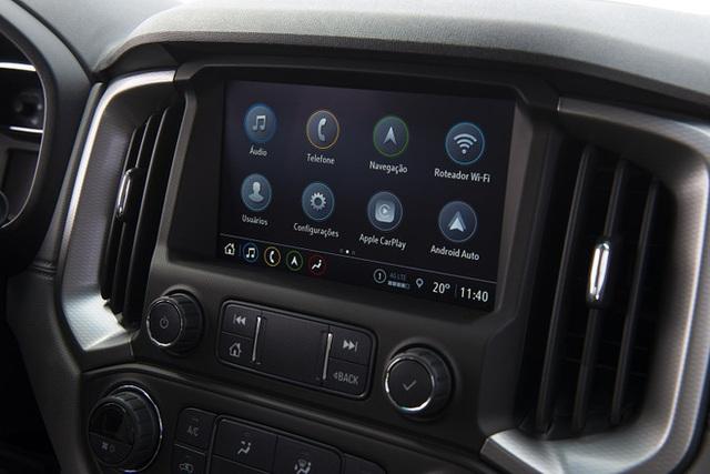 Ra mắt Chevrolet Trailblazer 2021: Thay đổi thiết kế, thêm tính năng, kỳ vọng VinFast mang về Việt Nam - Ảnh 3.
