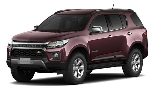 Ra mắt Chevrolet Trailblazer 2021: Thay đổi thiết kế, thêm tính năng, kỳ vọng VinFast mang về Việt Nam - Ảnh 4.