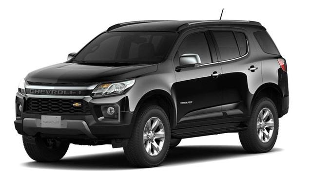 Ra mắt Chevrolet Trailblazer 2021: Thay đổi thiết kế, thêm tính năng, kỳ vọng VinFast mang về Việt Nam - Ảnh 5.