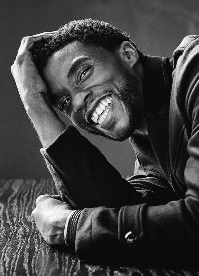 """Câu chuyện """"Báo đen"""" Chadwick Boseman phi thường chống lại bệnh ung thư đại trực tràng và 7 NỘI DUNG DỰ PHÒNG CƠ BẢN ai cũng nên biết - Ảnh 1."""