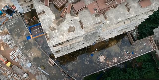Một phần của dự án 10.000 tỷ đồng ở Hà Nội trở thành những khối nhà hoang - Ảnh 7.