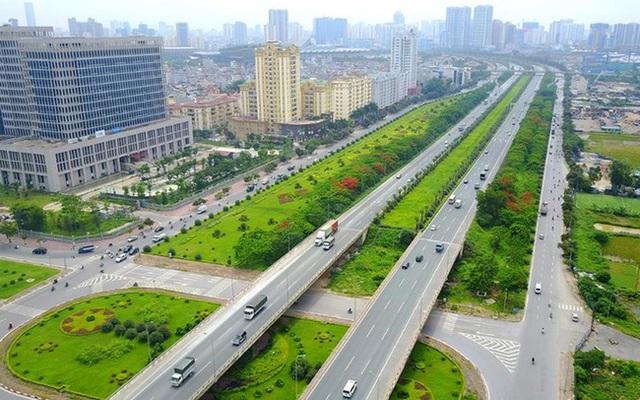 Bứt phá với hạ tầng tỷ USD, khu Tây Hà Nội xuất hiện loạt đại đô thị sinh thái đón đầu làn sóng di cư của giới nhà giàu - Ảnh 2.
