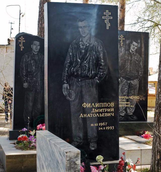 Thăm thú nghĩa trang mafia độc đáo ở Nga: Khi còn sống khét tiếng bao nhiêu, lúc nhắm mắt cũng hoành tráng bấy nhiêu - Ảnh 12.
