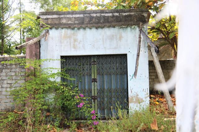 Cảnh hoang tàn ở khu du lịch biển Xuân Thành - Ảnh 6.