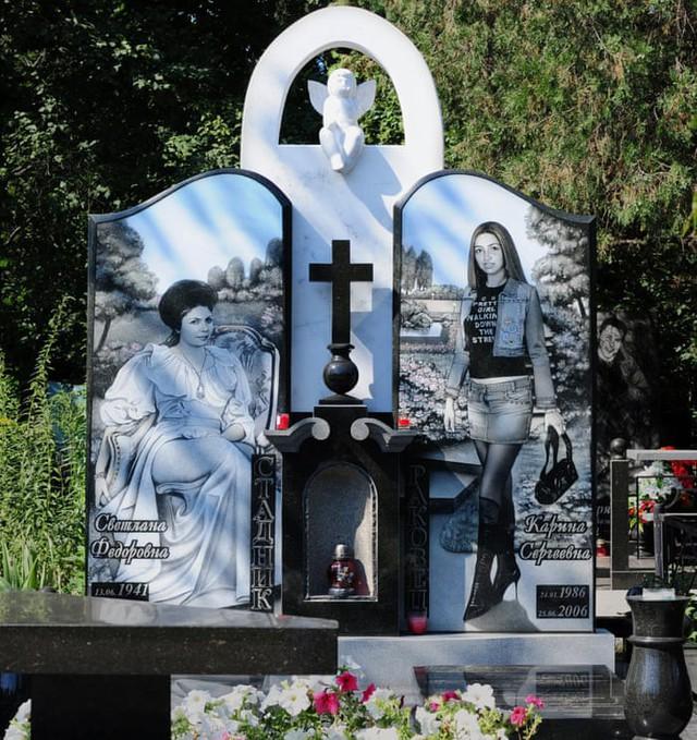 Thăm thú nghĩa trang mafia độc đáo ở Nga: Khi còn sống khét tiếng bao nhiêu, lúc nhắm mắt cũng hoành tráng bấy nhiêu - Ảnh 7.