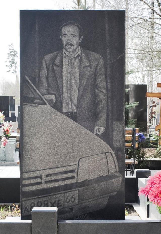 Thăm thú nghĩa trang mafia độc đáo ở Nga: Khi còn sống khét tiếng bao nhiêu, lúc nhắm mắt cũng hoành tráng bấy nhiêu - Ảnh 8.