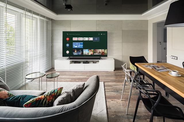 Sony Android TV tiên phong mang trải nghiệm giải trí hiện đại đến gia đình Việt - Ảnh 1.