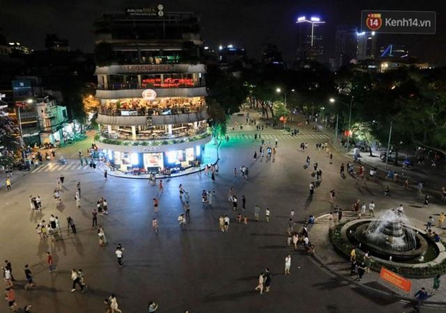 Hà Nội tạm dừng tổ chức các lễ hội và các hoạt động tập trung đông người tại phố đi bộ - Ảnh 1.