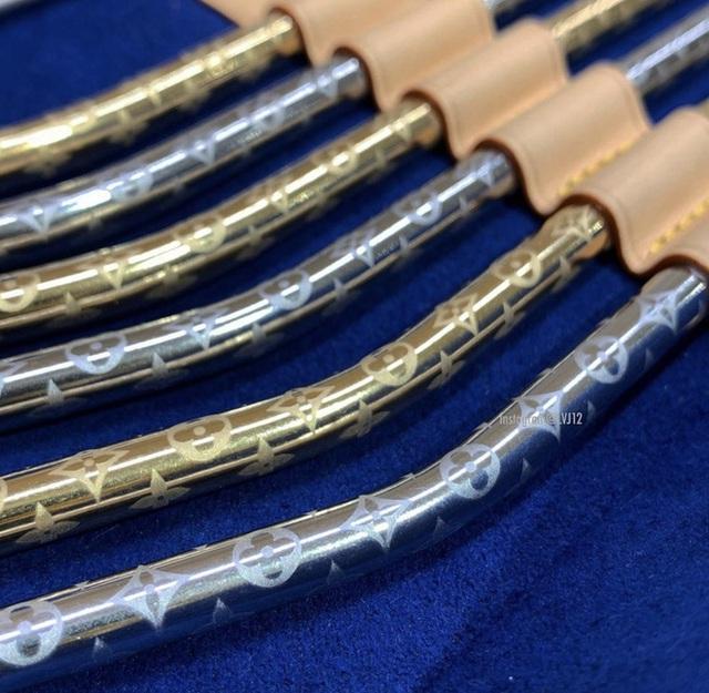 Louis Vuitton vừa ra mắt bộ ống hút hơn 30 triệu đồng đã lập tức cháy hàng - Ảnh 3.