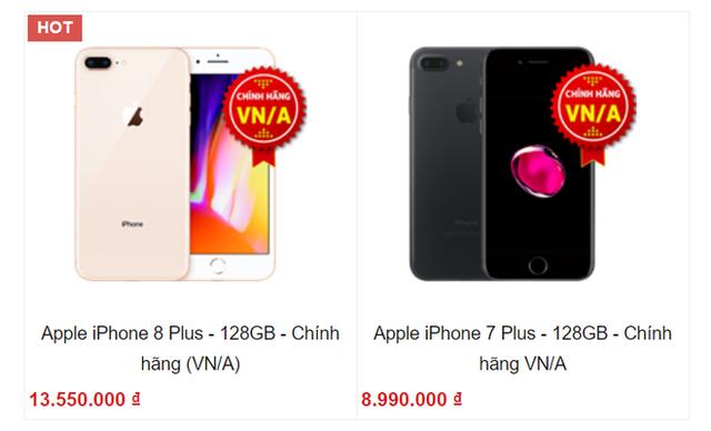 iPhone giảm giá tới 5 triệu đồng, phiên bản quốc dân về mức bình dân nhất tháng 8 - Ảnh 2.