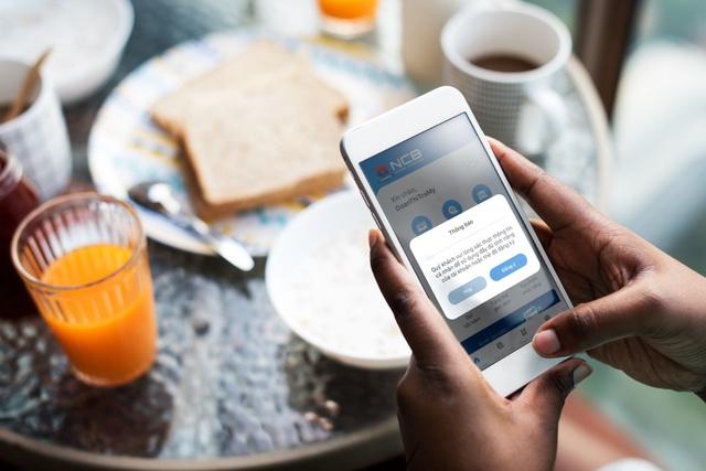 NCB iziMobile cập nhật thêm tính năng mở tài khoản trực tuyến  - Ảnh 1.