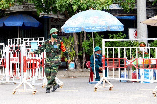 Cuộc sống trong thôn đầu tiên ở Đà Nẵng bị phong tỏa vì COVID – 19 - Ảnh 11.