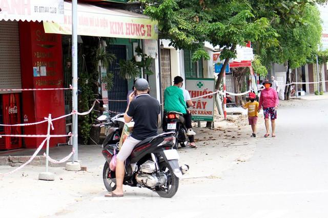 Cuộc sống trong thôn đầu tiên ở Đà Nẵng bị phong tỏa vì COVID – 19 - Ảnh 4.