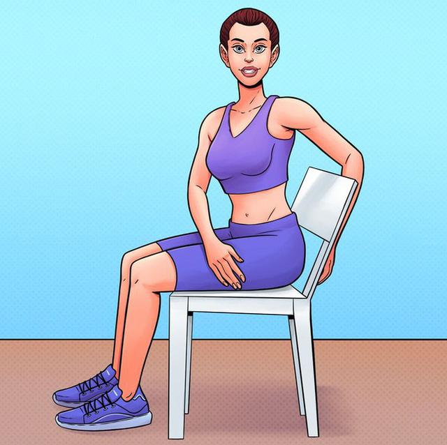 Có 5 vị trí trên cơ thể hay bị đau mỏi nhất, bao gồm cả cổ, vai: Làm ngay việc này để giảm căng thẳng ở những vùng cơ thể đó - Ảnh 4.