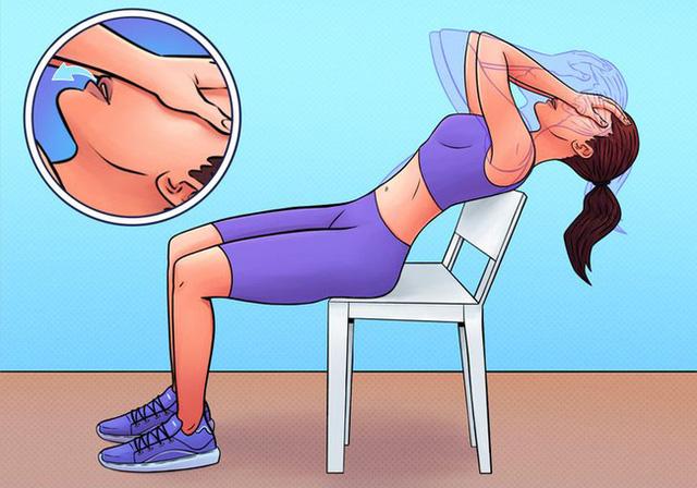 Có 5 vị trí trên cơ thể hay bị đau mỏi nhất, bao gồm cả cổ, vai: Làm ngay việc này để giảm căng thẳng ở những vùng cơ thể đó - Ảnh 6.