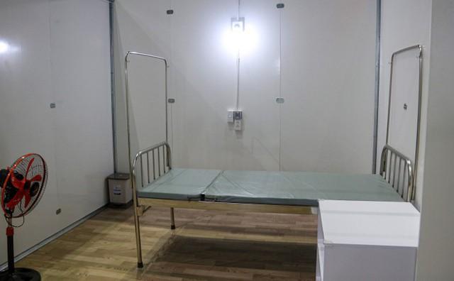 Bệnh viện dã chiến 700 giường hoàn thành sau 4 ngày thần tốc thi công - Ảnh 8.