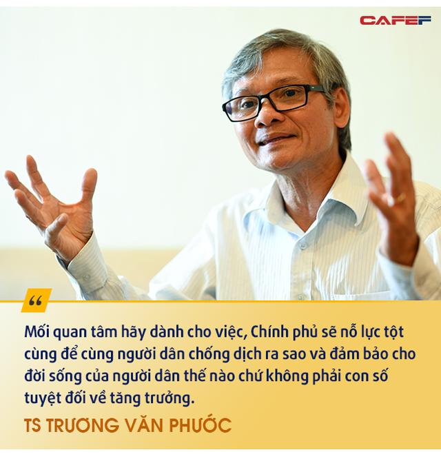 TS. Trương Văn Phước: Nếu dập dịch ở Đà Nẵng, Quảng Nam sớm trong tháng 8, GDP có thể tăng trưởng từ 3,5% đến 4% - Ảnh 2.