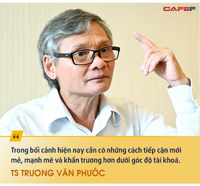 TS. Trương Văn Phước: Nếu dập dịch ở Đà Nẵng, Quảng Nam sớm trong tháng 8, GDP có thể tăng trưởng từ 3,5% đến 4% - Ảnh 3.
