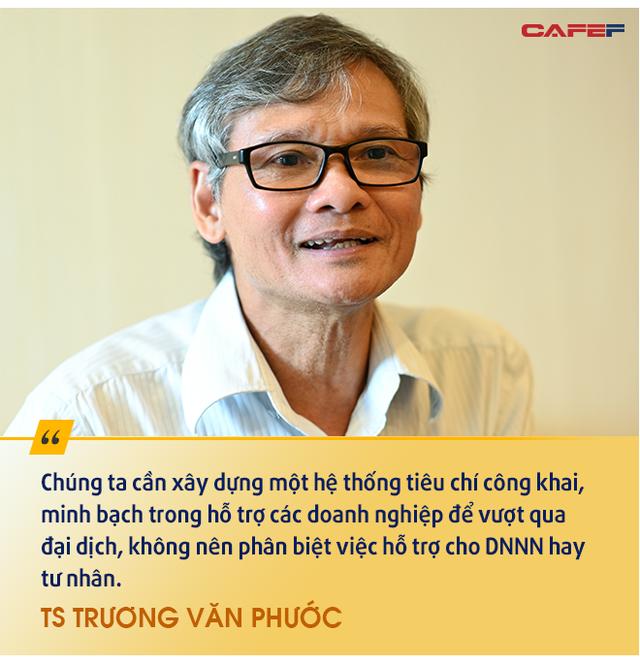 TS. Trương Văn Phước: Nếu dập dịch ở Đà Nẵng, Quảng Nam sớm trong tháng 8, GDP có thể tăng trưởng từ 3,5% đến 4% - Ảnh 9.