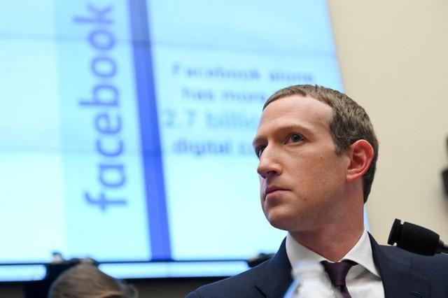 Facebook gỡ bài viết của Tổng thống Donald Trump - Ảnh 2.