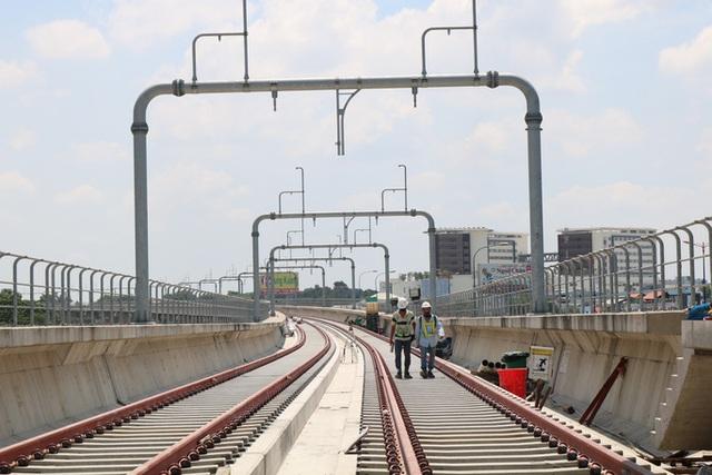 Ban quản lý Đường sắt đô thị TP không chấp nhận nhà thầu yếu kém ảnh hưởng tiến độ Metro 1 - Ảnh 1.