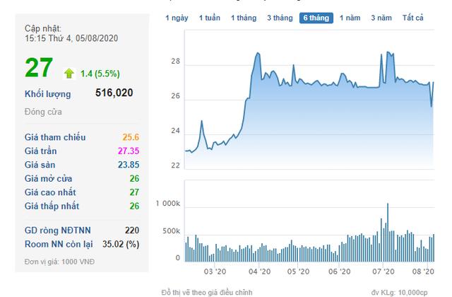 Vợ Chủ tịch HĐQT Hải Phát Invest vừa bán xong gần 10 triệu cổ phiếu HPX - Ảnh 1.