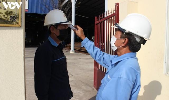 Một số doanh nghiệp trong KCN Đà Nẵng và Quảng Nam dừng hoạt động - Ảnh 1.