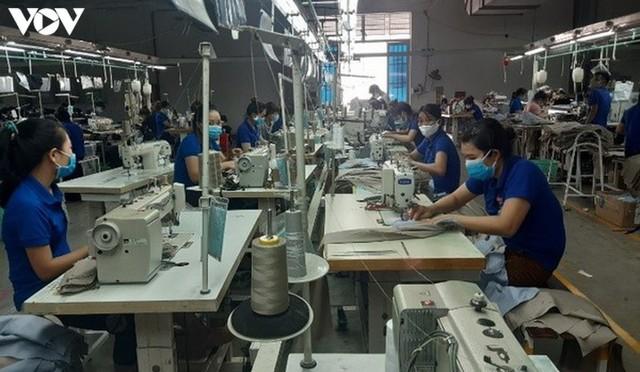 Một số doanh nghiệp trong KCN Đà Nẵng và Quảng Nam dừng hoạt động - Ảnh 2.