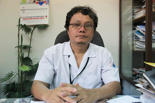 BS Trương Hữu Khanh: Xét nghiệm vàng để chẩn đoán COVID-19 là xét nghiệm PCR - Ảnh 1.