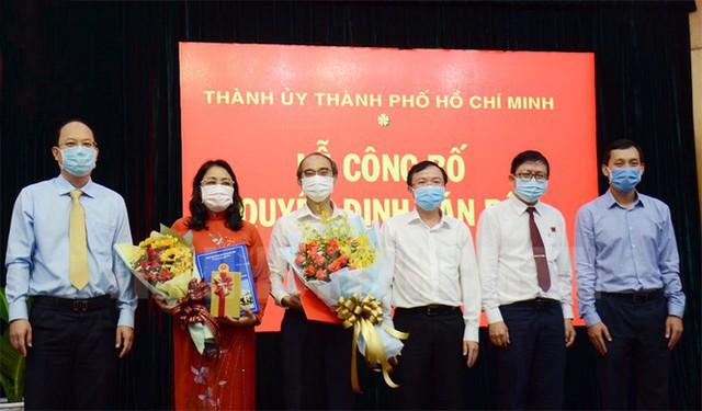 Nhiều lãnh đạo ở TPHCM được chấp thuận nghỉ hưu trước tuổi - Ảnh 1.