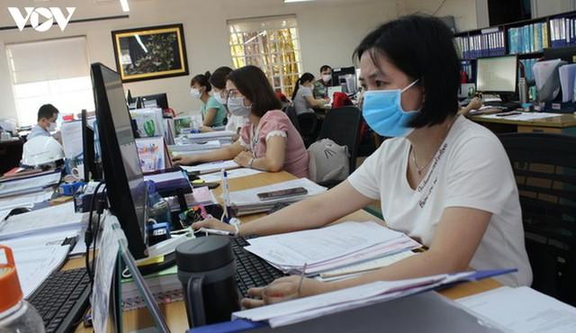 Một số doanh nghiệp trong KCN Đà Nẵng và Quảng Nam dừng hoạt động - Ảnh 3.