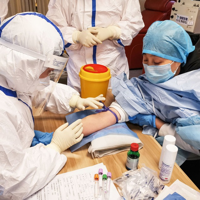 Máu của những bệnh nhân COVID-19 khỏi bệnh: Món quà vô giá cho y học và cuộc đua tìm kiếm thuốc cho đại dịch - Ảnh 2.