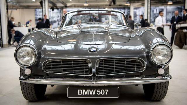 Siêu phẩm xe cổ có kết cục khó đoán nhất trong lịch sử: Từng khiến BMW lao đao suýt phá sản, nay được giới sưu tầm săn lùng với giá cả triệu USD - Ảnh 2.