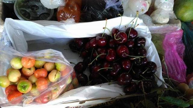 Cherry giảm giá sập sàn, nhà nhập khẩu lo lỗ vốn  - Ảnh 2.