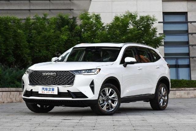 5 mẫu ô tô Trung Quốc giá rẻ, SUV 7 chỗ khá bảnh chỉ ngang giá Toyota Vios ở Việt nam - Ảnh 1.