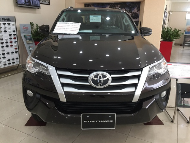 Hết lỗi túi khí, xe Toyota lại dính lỗi hệ thống trợ lực phanh  - Ảnh 1.