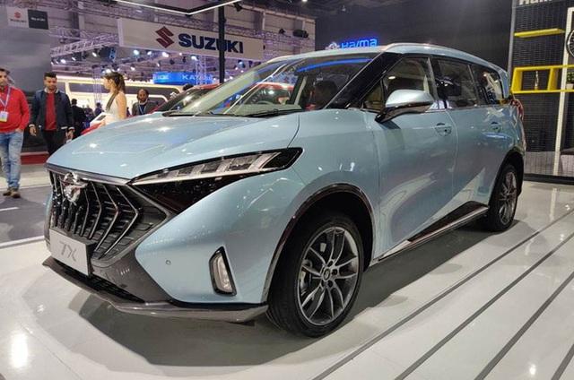 5 mẫu ô tô Trung Quốc giá rẻ, SUV 7 chỗ khá bảnh chỉ ngang giá Toyota Vios ở Việt nam - Ảnh 13.