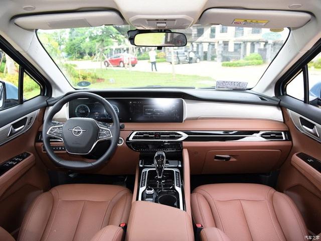 5 mẫu ô tô Trung Quốc giá rẻ, SUV 7 chỗ khá bảnh chỉ ngang giá Toyota Vios ở Việt nam - Ảnh 14.