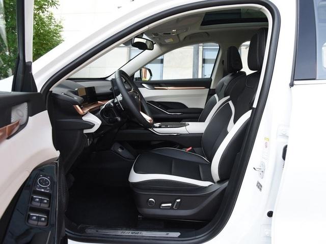 5 mẫu ô tô Trung Quốc giá rẻ, SUV 7 chỗ khá bảnh chỉ ngang giá Toyota Vios ở Việt nam - Ảnh 3.
