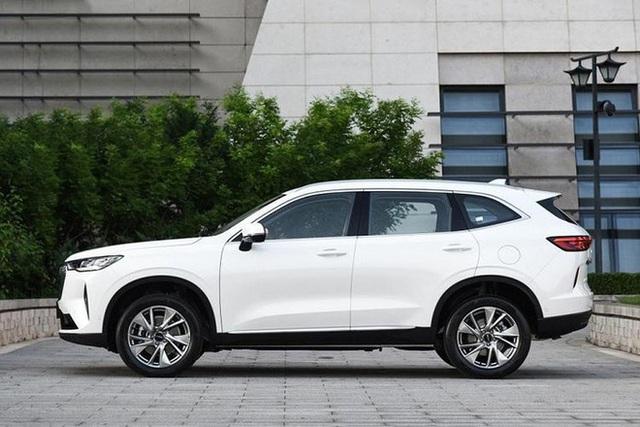 5 mẫu ô tô Trung Quốc giá rẻ, SUV 7 chỗ khá bảnh chỉ ngang giá Toyota Vios ở Việt nam - Ảnh 4.