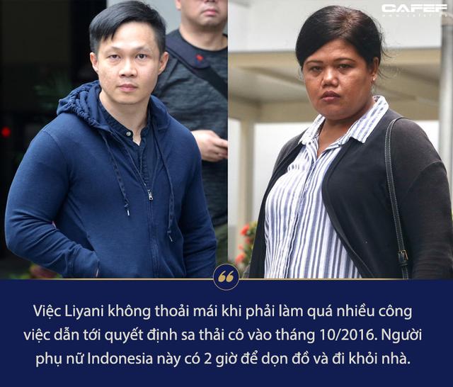 Mâu thuẫn với người giúp việc tạt gáo nước lạnh vào gia đình Chủ tịch sân bay Changi như thế nào? - Ảnh 2.