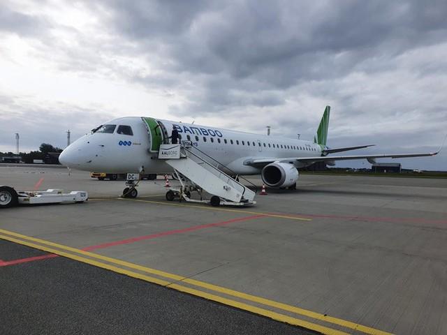 Cục Hàng không lý giải việc máy bay Embraer bay thẳng đến Côn Đảo - Ảnh 2.