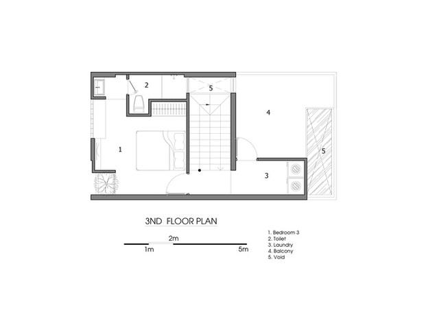 Ngôi nhà 50m2 trong hẻm ở Đà Nẵng có gì mà được giới thiệu trên báo Mỹ? - Ảnh 13.