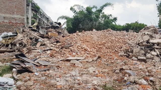 Phá dỡ biệt thự cổ nhường chỗ cho dự án đường nghìn tỷ - Ảnh 4.