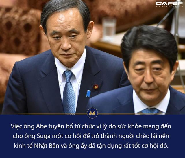 Chân dung người chắc ghế tân Thủ tướng Nhật Bản: Con nhà nông, đi mòn 6 đôi giày để vận động tranh cử - Ảnh 2.