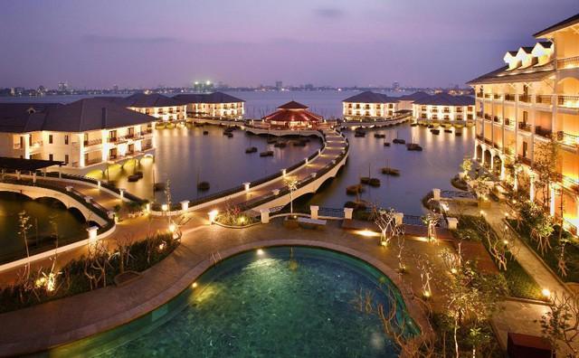 4 khách sạn 5 sao tại Hà Nội được chọn làm nơi cách ly có thu phí: View đẹp, đầy đủ tiện nghi, đảm bảo an toàn phòng chống dịch - Ảnh 2.