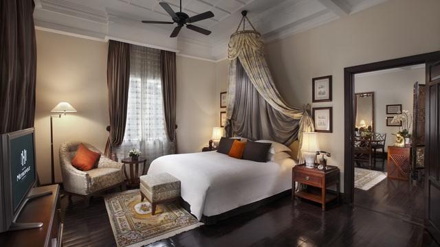 4 khách sạn 5 sao tại Hà Nội được chọn làm nơi cách ly có thu phí: View đẹp, đầy đủ tiện nghi, đảm bảo an toàn phòng chống dịch - Ảnh 4.