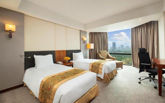 4 khách sạn 5 sao tại Hà Nội được chọn làm nơi cách ly có thu phí: View đẹp, đầy đủ tiện nghi, đảm bảo an toàn phòng chống dịch - Ảnh 5.