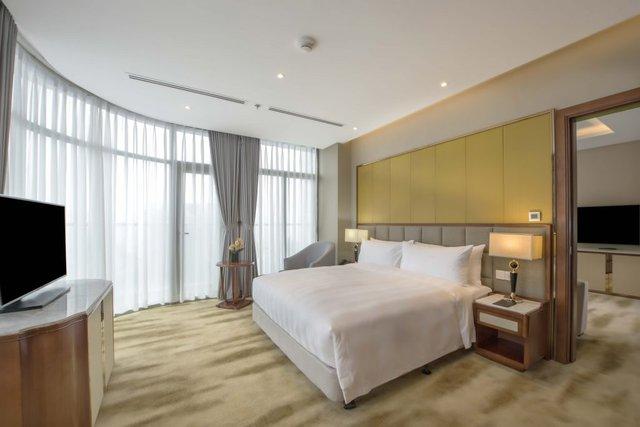 4 khách sạn 5 sao tại Hà Nội được chọn làm nơi cách ly có thu phí: View đẹp, đầy đủ tiện nghi, đảm bảo an toàn phòng chống dịch - Ảnh 7.